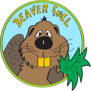 badge beaver